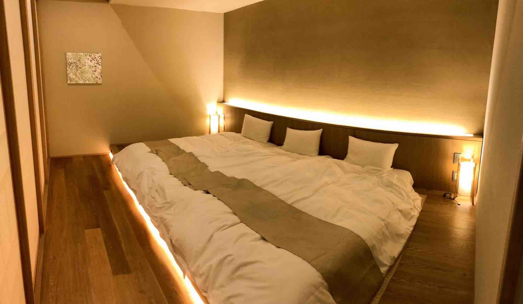 界仙石原のベッド