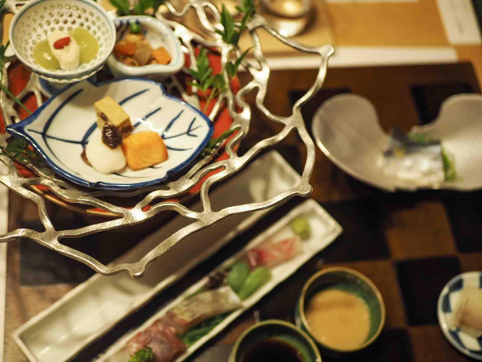 界仙石原のディナー