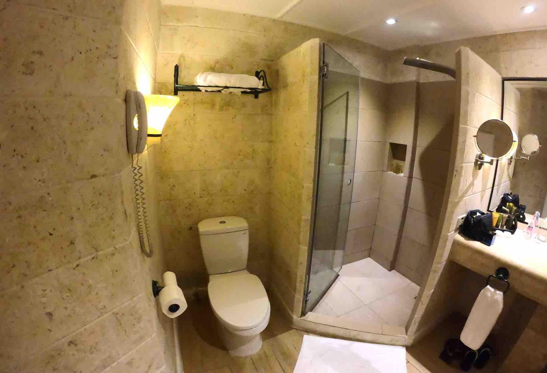 プランテーションベイのトイレ